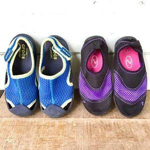 ✳️ CROCS | Toddler Water Shoes | 9/10